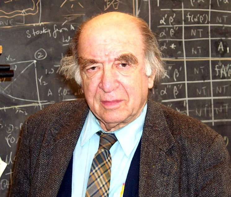 Леонид Гурвич - нобелевская премия по экономике За создание основ теории оптимальных механизмов