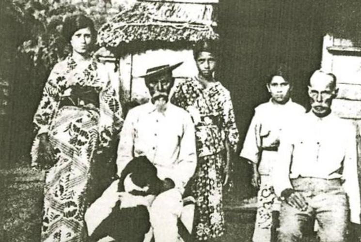 Коренные обитатели и местное население острова Огасавара