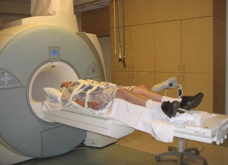 Отображения магнитного резонанса в медицине
