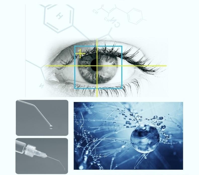 Применение гиалуроновой кислоты в офтальмологии