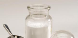 Производство пищевой и кальцинированной соды