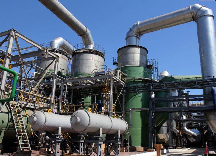 производство серной кислоты