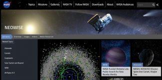Проект NEOWISE