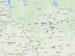 RadarVirtuel - сервис онлайн отслеживания полетов
