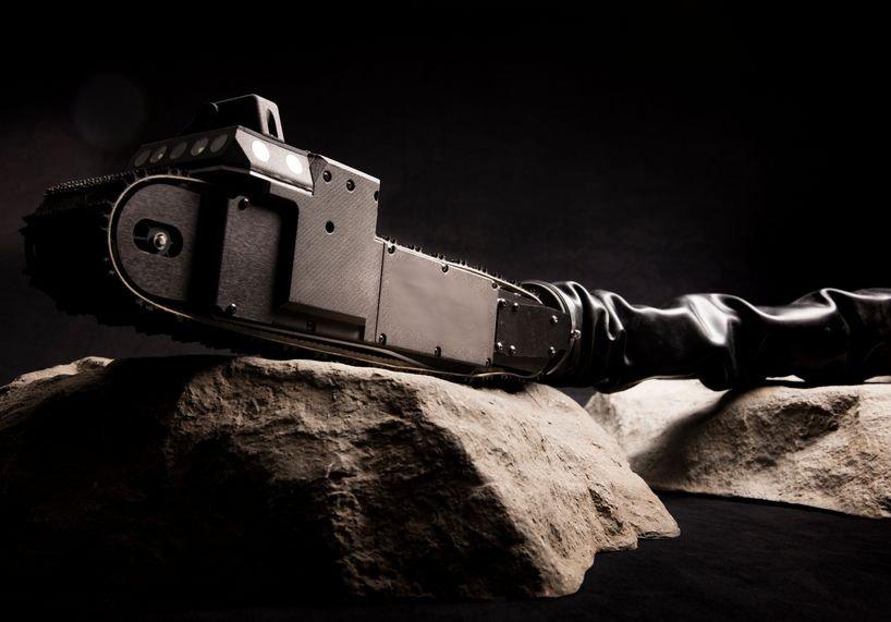 robot-zmey-sarcosГде может использоваться робот Guardian