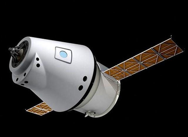 разработка РКК космическая пилотируемая капсула Русь