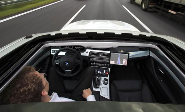 Роботизированное управление автомобилем