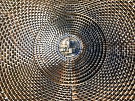 Термальная электростанция в пустыне Мохаве