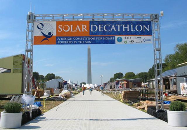 конкурс-выставка solar decalthlon
