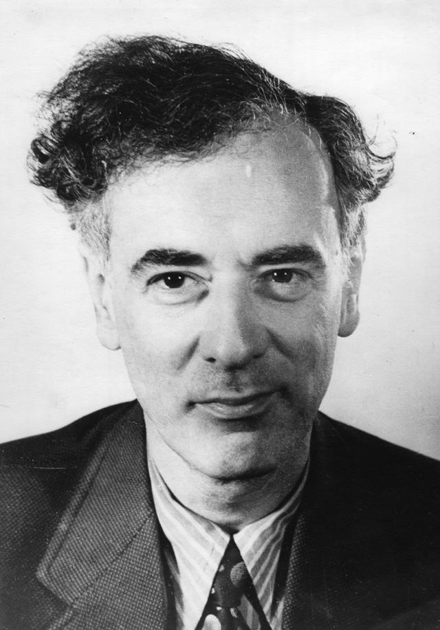 Советский физик Лев Ландау лауреат Нобелевской премии