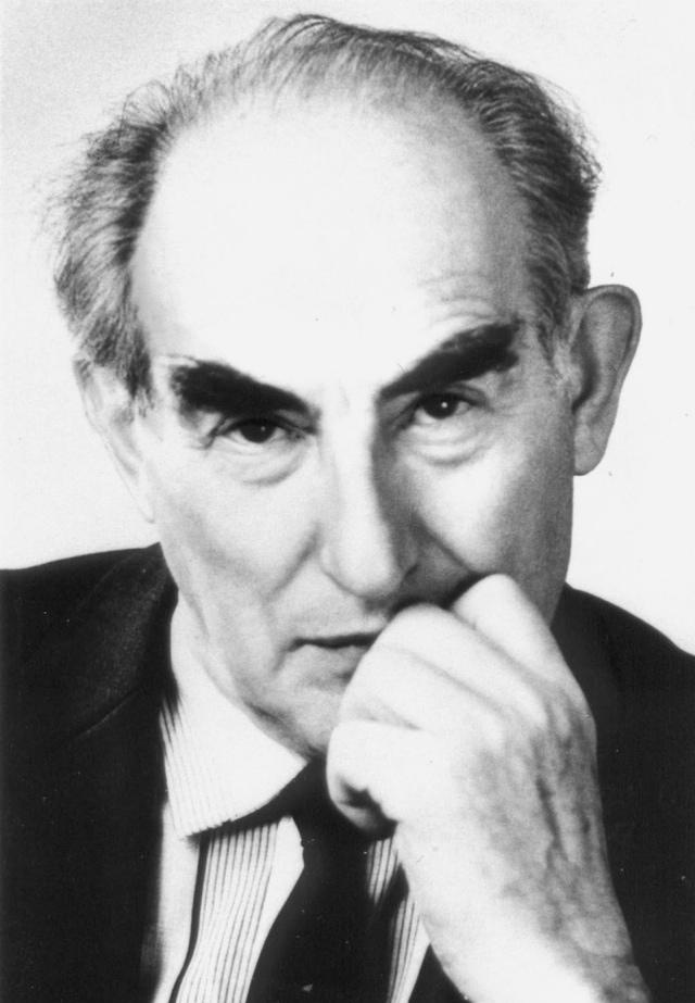 Известный советский физик Виталий Гинзбург