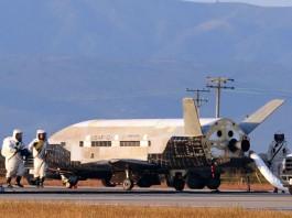 Космоплан Boeing X-37B