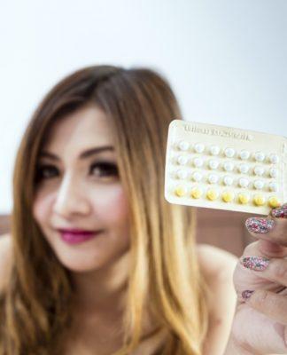 Действие противозачаточных таблеток