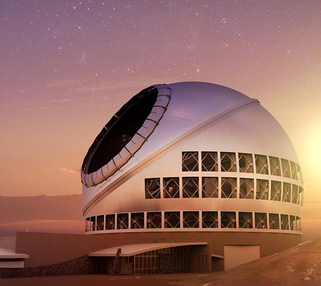 Самый большой телескоп на планете