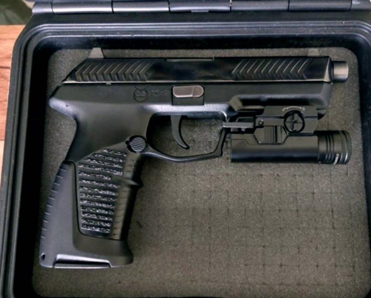ТТХ пистолета «Удав» в сравнении с ПМ