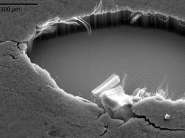 Самый черный материал поглощающий 99,965% видимого света, микроволн и радиоволн