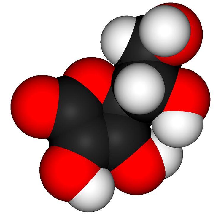 Структура витамина С