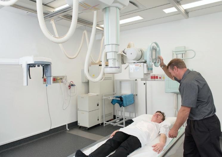 Вреден ли рентген и флюорография для организма человека