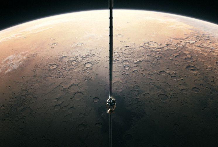 Короткометражный фильм Wanderers - о покорении солнечной системы
