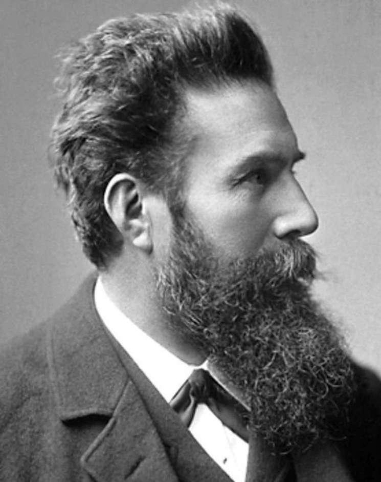 Вильгельм Рентген - ученый, открывший рентгеновское излучение в 20 веке