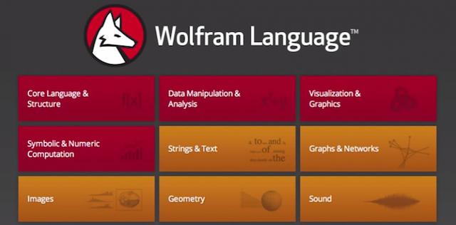 wolfram language