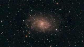 Астраханский астроном-любитель получил красивейший снимок галактики М33