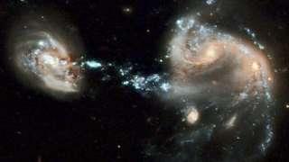Астрономы рассказали, когда и как произойдёт столкновение Млечного Пути и Андромеды