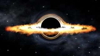 Астрономы в нашей Галактике нашли черную дыру, способную вращать пространство