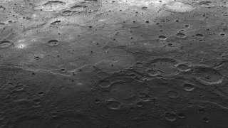 Астрономы выявили, что Меркурий уменьшается и покрывается трещинами