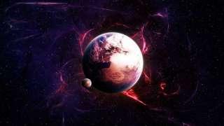 Бомбардировка Земли лучами гамма-всплеска