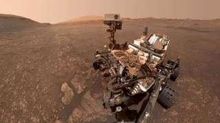 Curiosity обнаружил гигантские залежи глины на Марсе