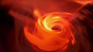 Гигантская черная дыра в центре Млечного Пути пробудилась