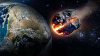 К Земле мчится опасный астероид, который больше пирамиды Хеопса. Ожидать ли конца света?