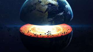 Как и когда у Земли появились железное ядро и магнитное поле?