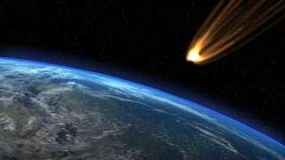 Метеорит размером с Челябинский летит к Земле