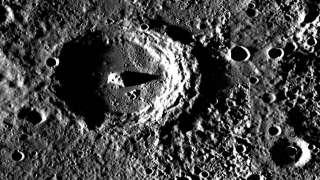 На Меркурии найдено НЛО