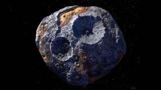 NASA отправит космический аппарат для изучения астероида Психея