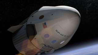 Названа точная дата полёта Crew Dragon к МКС с экипажем на борту