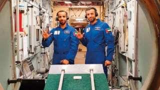 Названо имя астронавта ОАЭ, который первым отправится в космос
