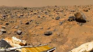 Неизвестный источник кислорода обнаружен на Марсе