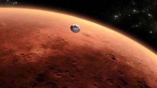 ОАЭ запустят миссию к Марсу в следующем году