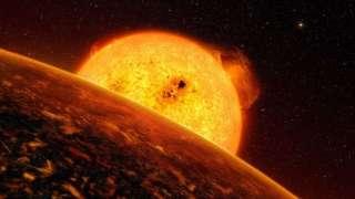 Образование на планете Меркурий не даёт покоя учёным