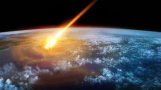 Почти 13 тысяч лет назад падение крупного метеорита уничтожило большую часть Северной Америки