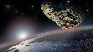 Российский специалист оценил опасность приближающегося к Земле гигантского астероида