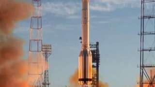 С Байконура стартовала ракета «Протон-М» с астрофизической обсерваторией «Спектр-РГ»