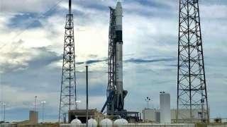 SpaceX на сутки отложила запуск грузового космического корабля Dragon на МКС