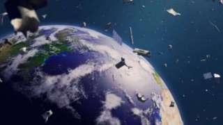 Специалисты признали удручающую обстановку на орбите из-за космического мусора