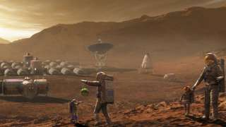 Станут ли колонисты Марса мутантами?