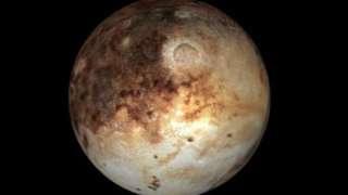 У Плутона нет системы колец