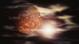 Ученые объяснили отсутствие вулканической активности на Венере